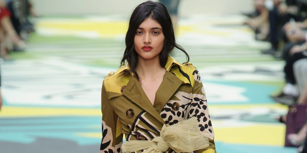 20-Year-Old Neelam Gill Is Burberry's First Indian Model and We're Super Proud