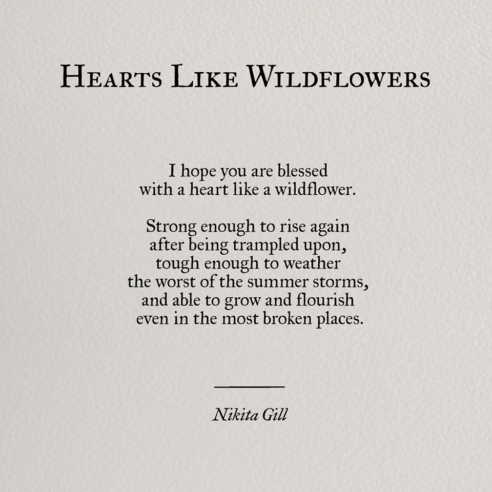 27 Poems By Nikita Gill That Capture The Whirlwind Of Emotions That