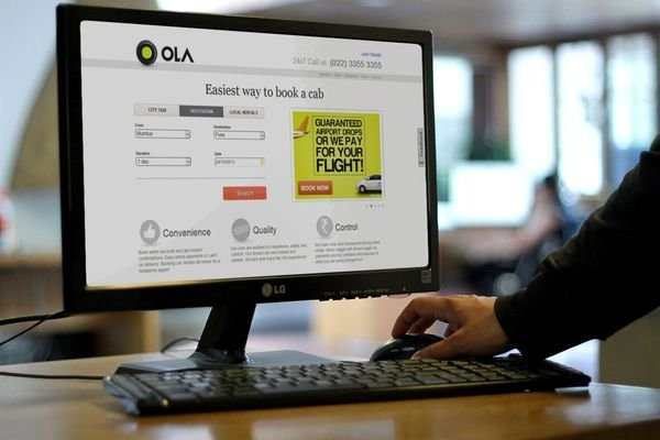 Here's How Ola Cab Drivers Might Just Silently Be Stealing Your Money