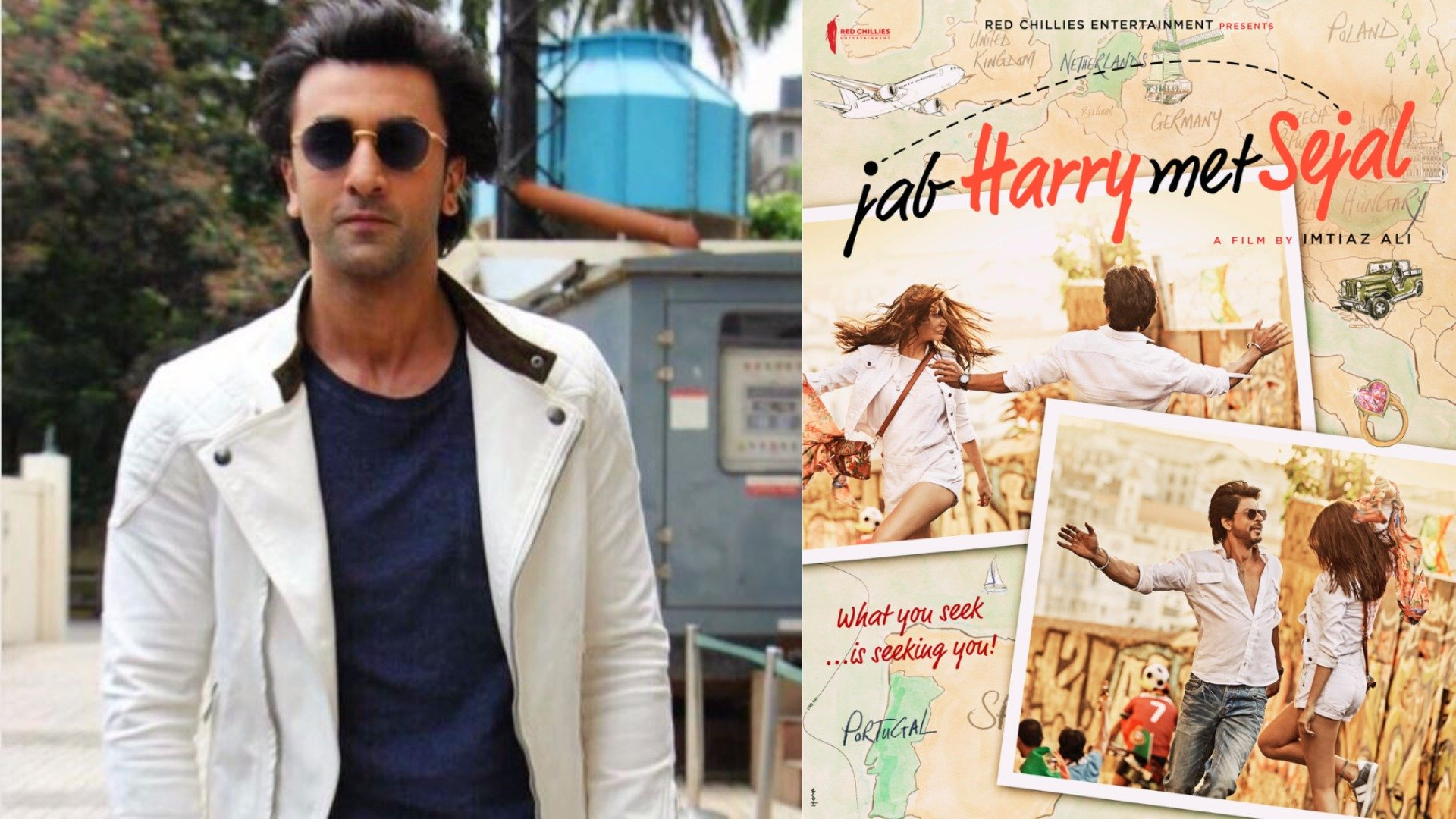 Ranbir Kapoor Claims That He Suggested The Title Jab Harry Met Sejal