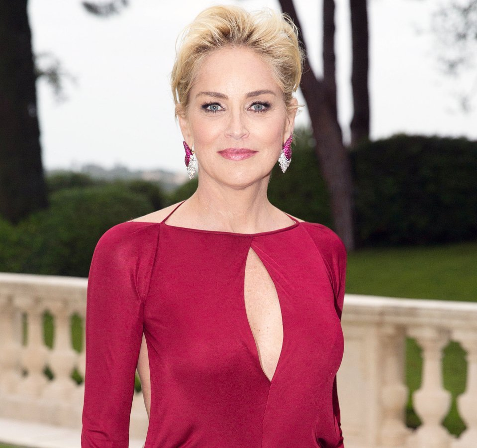 Sharon Stones New Nude Photoshoot Is so Much More than That