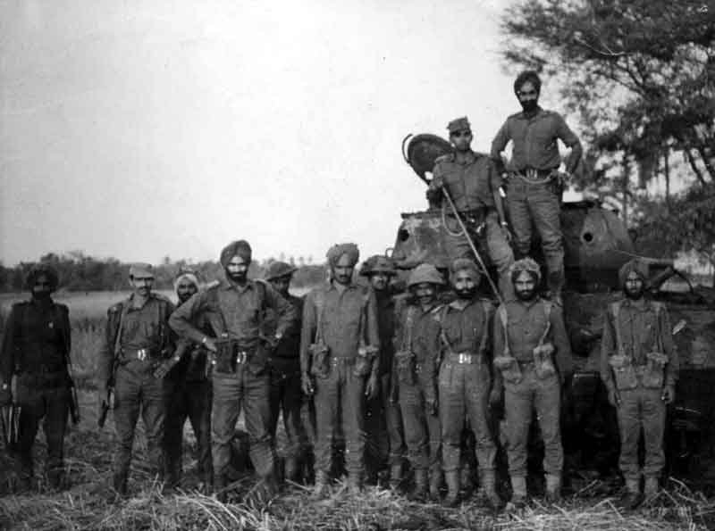 When a Sikh Rescued a Pakistani Woman During 1971 WarDaily Sikh ...