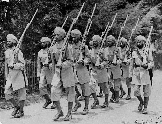 When Romans met the Sikhs – Musings