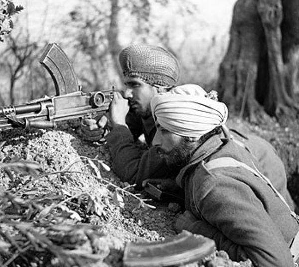 1965 India-Pakistan war – pictures from the battlefield
