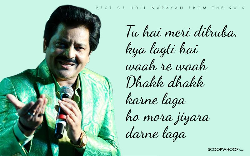 30 Melodious Udit Narayan Songs That Added To The