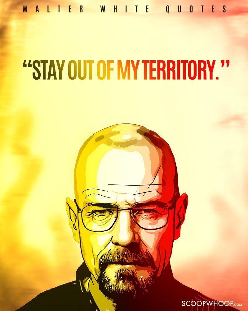 14 Walter White Quotes That Define The Evil Genius That Is ...