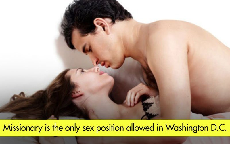 Crazy sex law