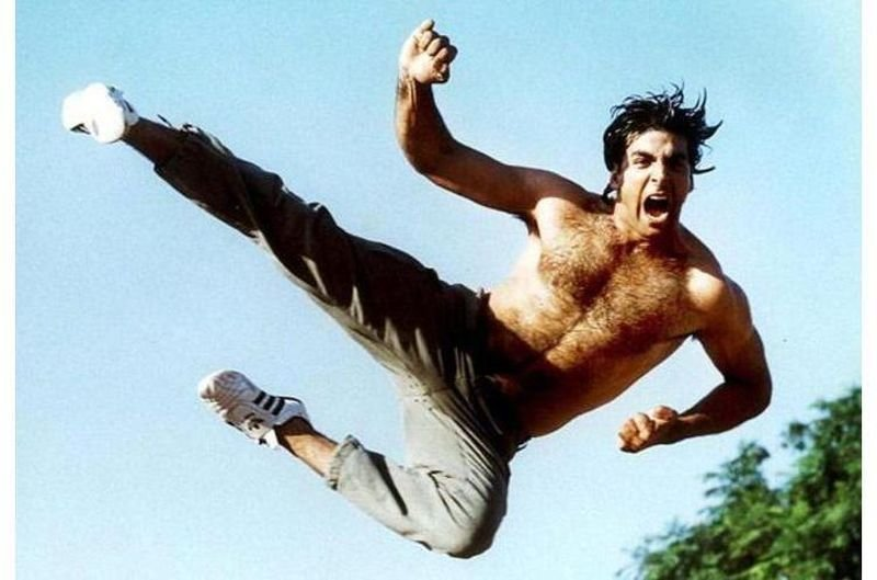 Image result for akshay kumar in a stunt