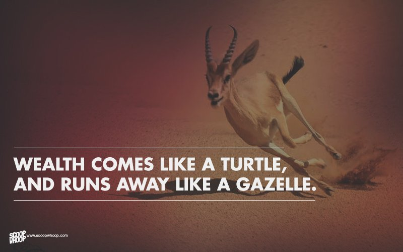 26 Arabic Proverbs That Will Give You A Different