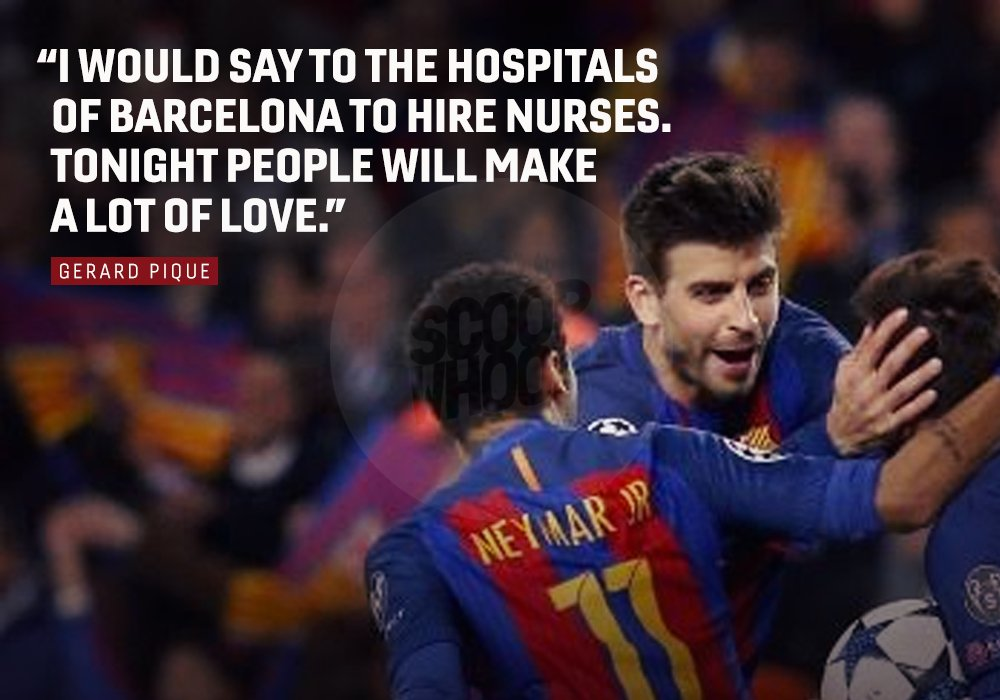 5 Quotes That Sum Up A Truly Magical Night For Barcelona In The Champions League