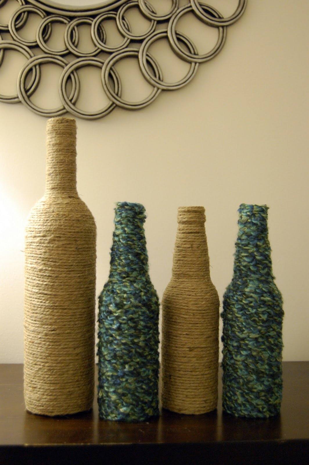 Don't Throw Those Empty Beer Bottles Yet! Here Are 15 Cool DIY Things You Can Do