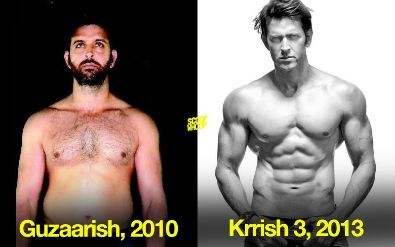 14 indian actors who transformed their bodies amazingly just for and the results after a 10 week body transformation program were for all to see in his superhero movie outing krrish 3 thecheapjerseys Gallery