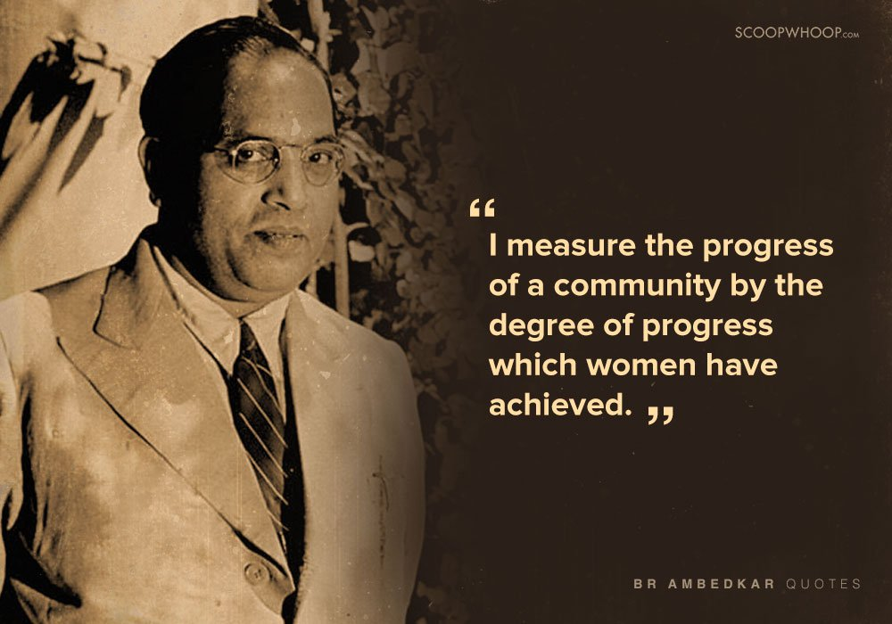 10 quotes by dr br ambedkar that prove he truly was bharat s ratna