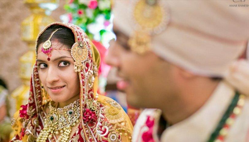 photographs brides across india