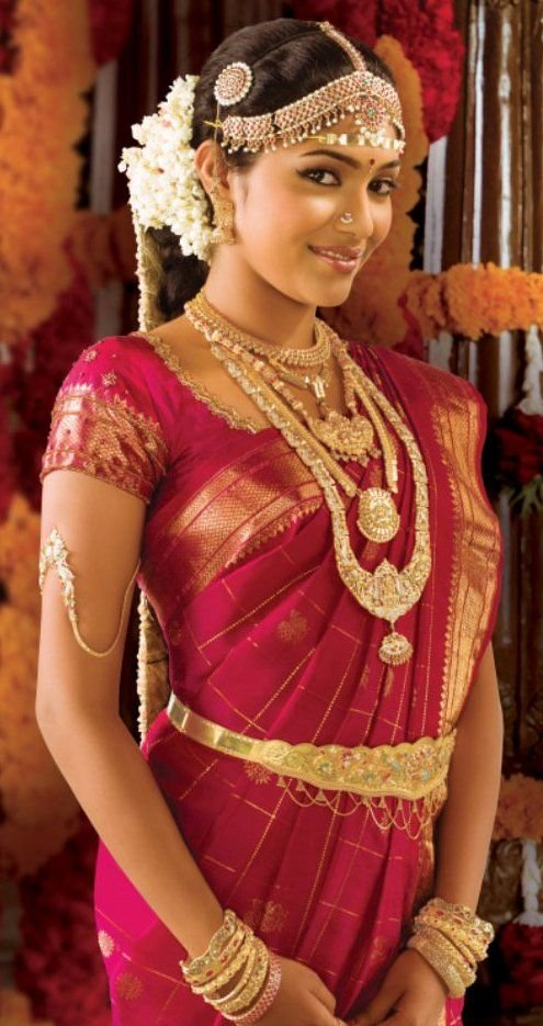 Kannadiga bride feminine beautiful pretty Indian