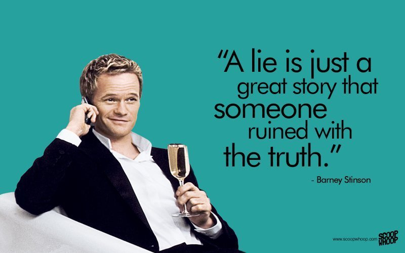 Image result for barney stinson quotes