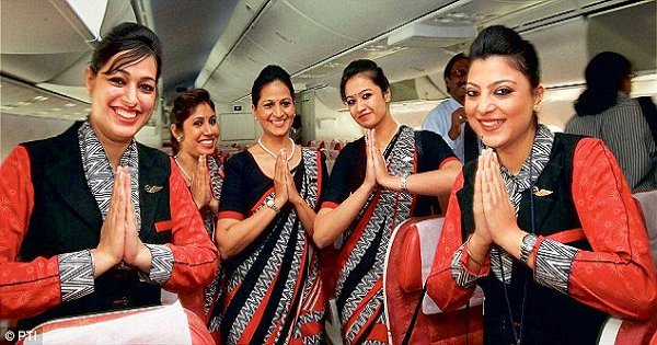 If air india thinks a jai hind greeting will transform its if air india thinks a jai hind greeting will transform its fortunes its horribly wrong m4hsunfo