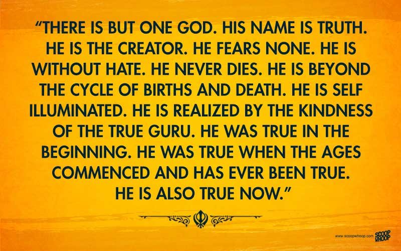 21 Quotes By Guru Nanak Dev That'll Help You Understand The