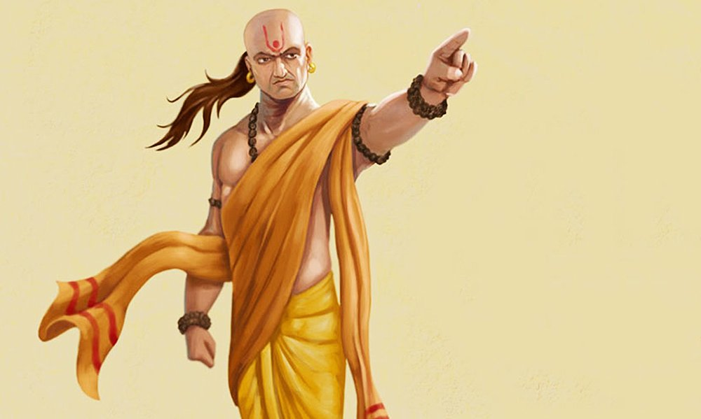 The Incredible Story Of Chanakya's Revenge Which Brought Down An