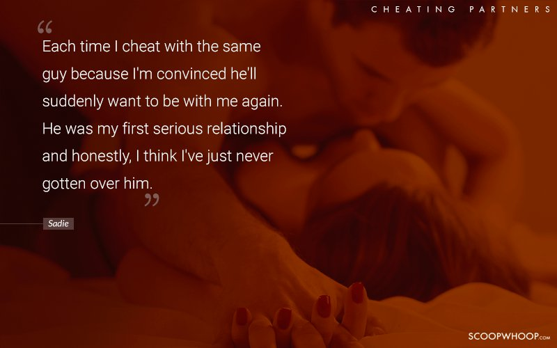 cheating wife confession stories