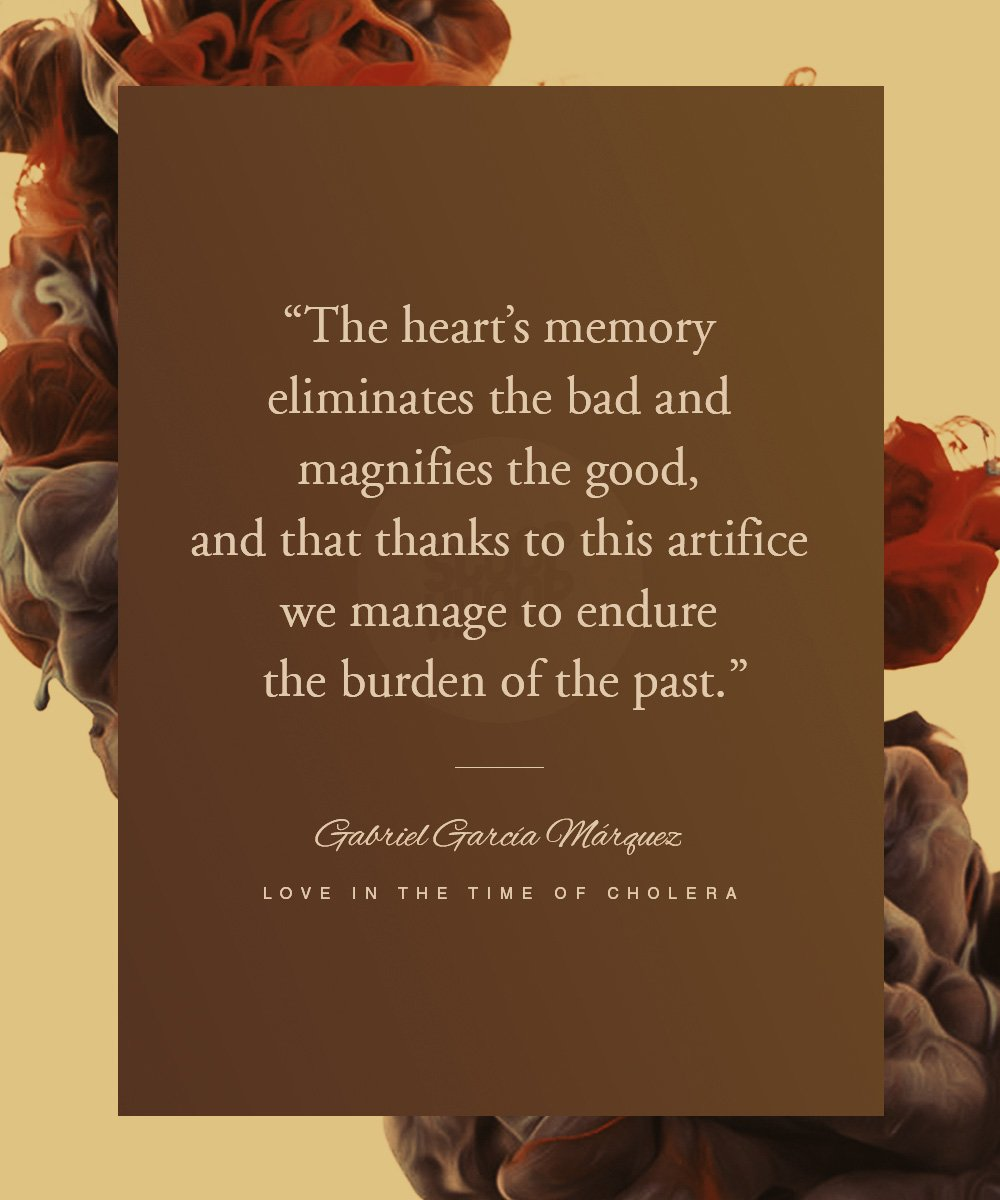 Good Quotes About Love 15 Quotes From 'love In The Time Of Cholera' That Describe The