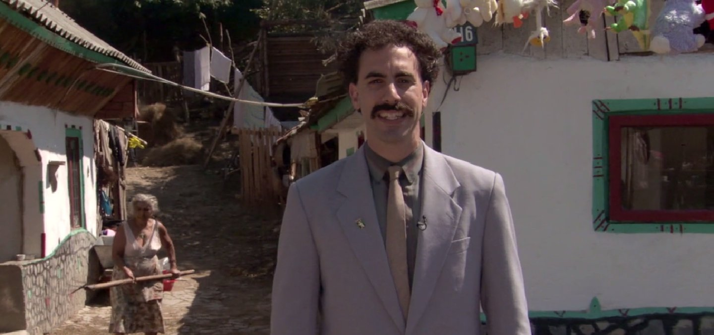 Offensive Quotes 21 Outrageously Offensive Quotesborat That We're All Guilty Of