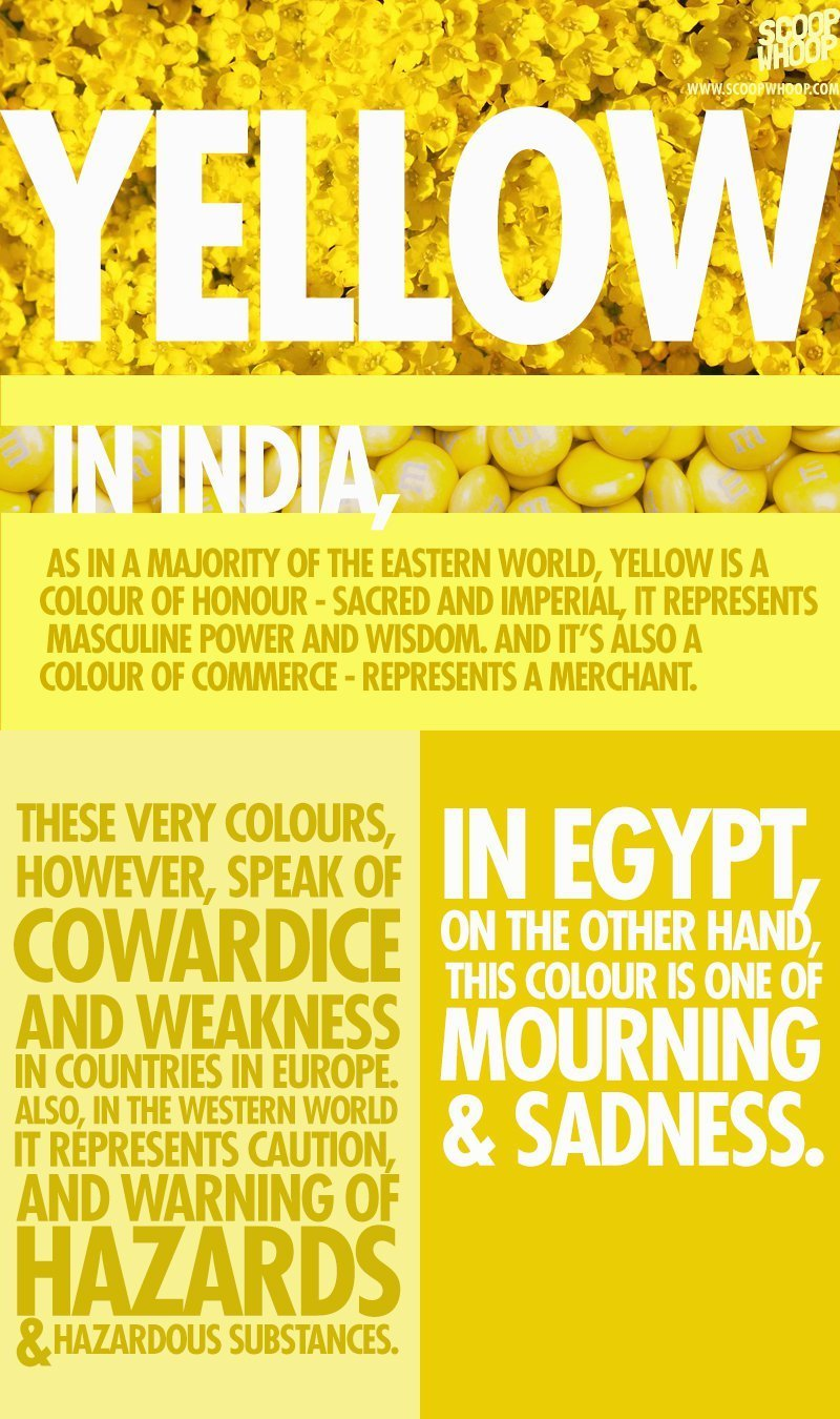 Heres How Differently Colours Are Perceived In India In Other