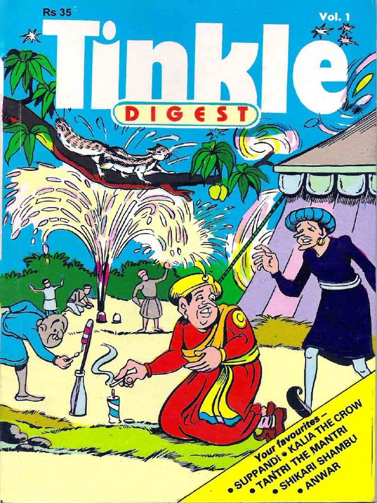 Am I The Only One Who Loved Reading Chacha Chaudhary, Nagraj