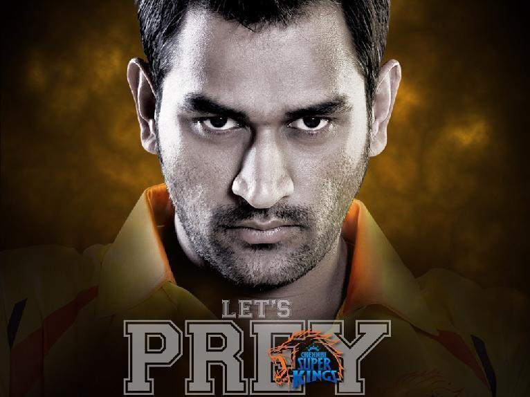 Ms Dhoni Hd Wallpapers Csk: Whistle Podu! It's Time To Welcome The Chennai Super Kings