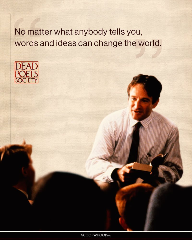 the role of mr keating to neils death in the movie dead poets society This student essay consists of approximately 3 pages of analysis of who is responsible for neil's death in dead poet's society summary: there are three possible characters responsible for neil's death in dead poet's society: neil himself, neil's father, and mr keating this essay examines the .