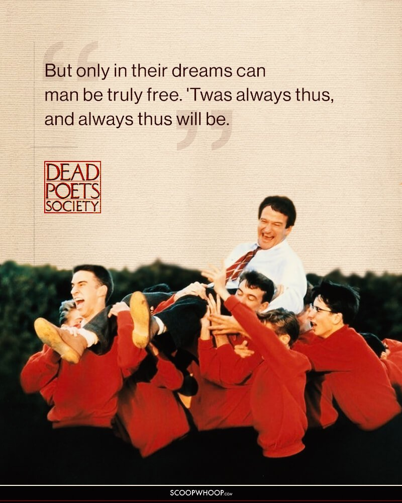 """carpe diem in the movie dead poets society Dead poets society (soundtrack from the motion picture) maurice jarre & peter  weir  """"carpe diem"""" is unnervingly fragile—perfect for a story about the  emotional  film music composer maurice jarre attended the university of lyons , then."""