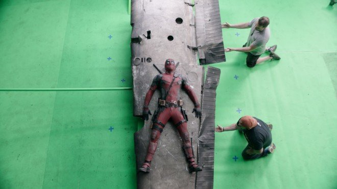 8 Before & After VFX Pictures That Show How Visual Effects