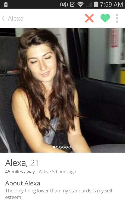 best funniest dating profiles