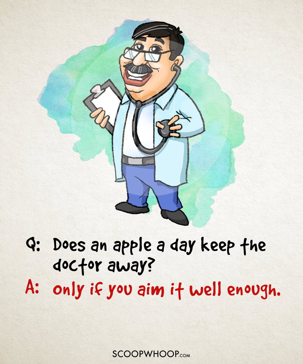 Hilarious Doctor Jokes Because Laughter Really Is The Best Medicine - 16 hilarious struggles only women will understand 7 is the best ever