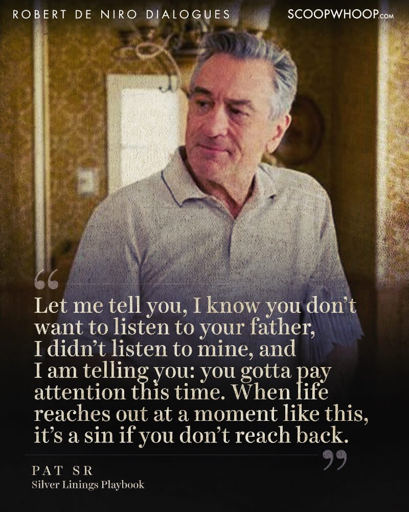 20 robert de niro dialogues that will remind you just how