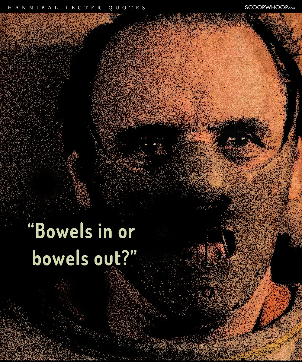 20 quotes by hannibal lecter that prove there s a fine - Hannibal lecter zitate ...