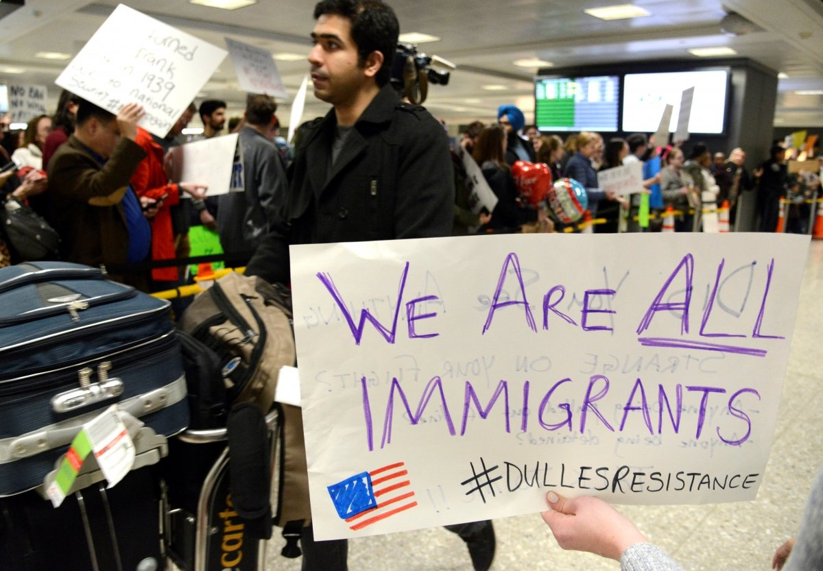 How Does The Us Feel About The Travel Ban