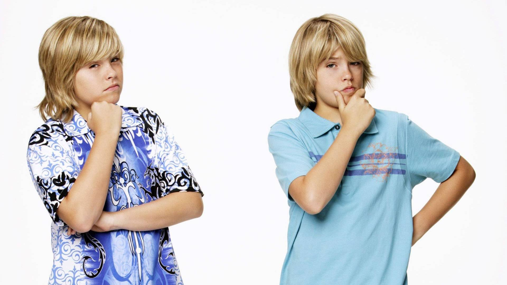 Ammco bus : Sprouse twins ben friends