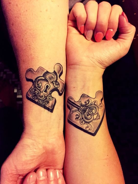 Considering To Get Inked With Your Partner Here Are Some Beautiful