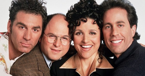 seinfeld best sitcom of all time Really just a setup for the all-time classic the contest, this episode the best of seinfeld 's two the network also shuttered the zach braff podcast sitcom.