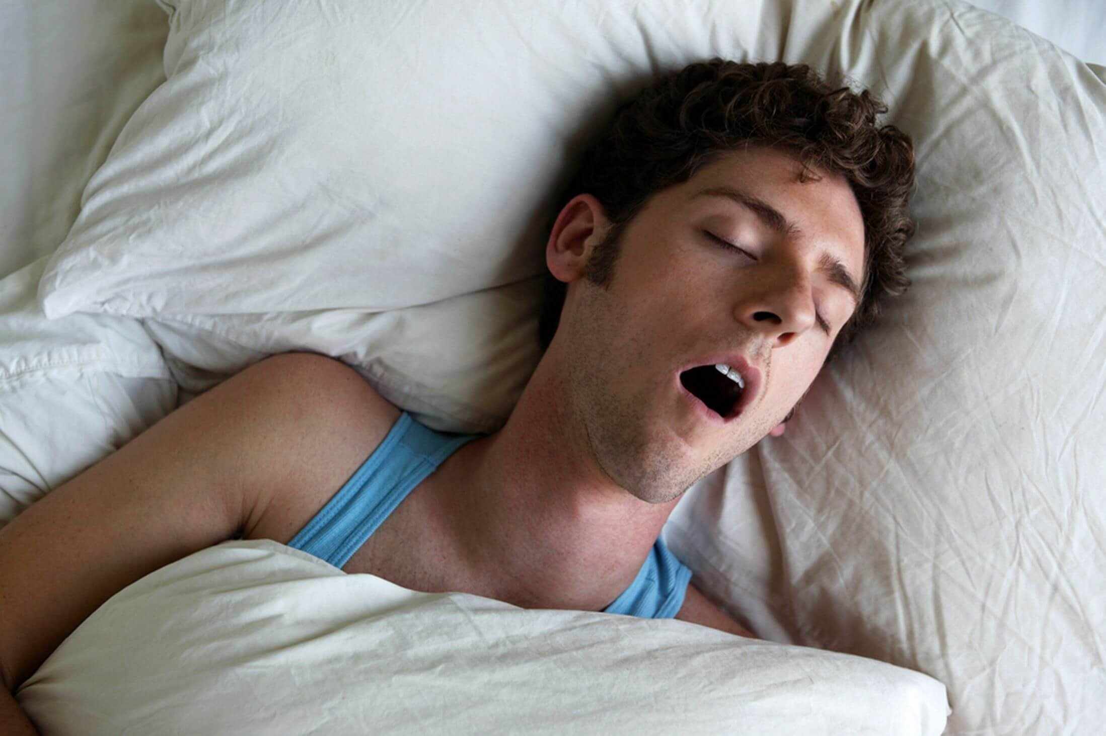 Do you know why a person jerks when falling asleep