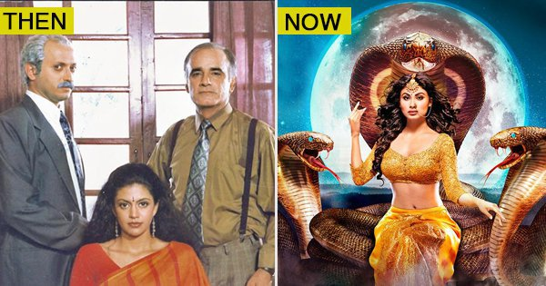 20 Years Ago, Indian TV Shows Were So Progressive. What In ...