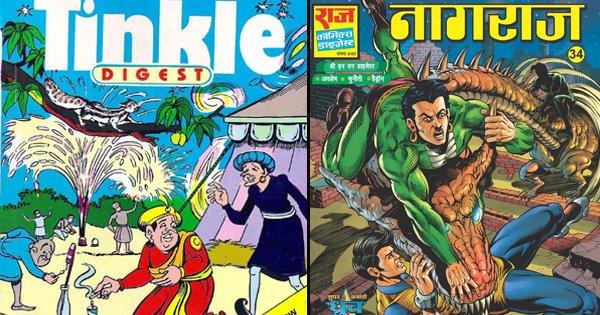 Download Nagraj And Dhruv Pdf Comics For Sale