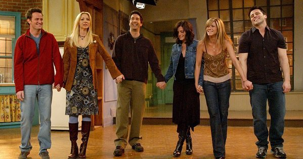 It's Finally Happening! F R I E N D S  Cast To Reunite On TV