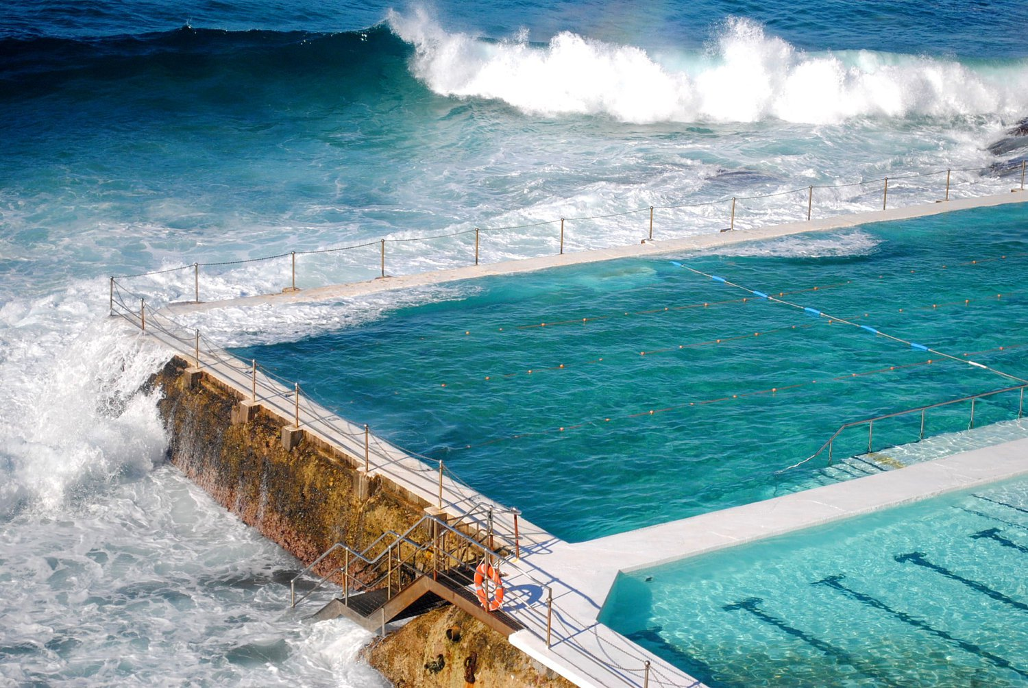 India All Set To Launch The Country S First Sea Pool That Prevents The Risk Of Drowning