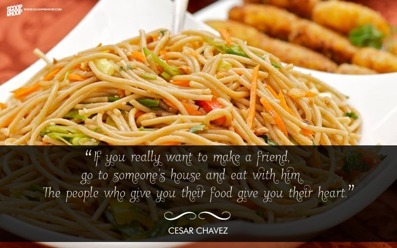 30 Mouthwatering Quotes For Food Lovers That Will Give You A