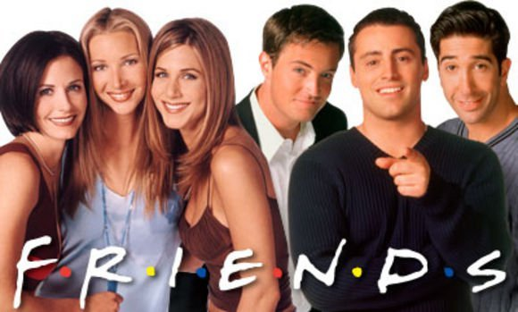 have you noticed this clever detail about the friends logo. Black Bedroom Furniture Sets. Home Design Ideas