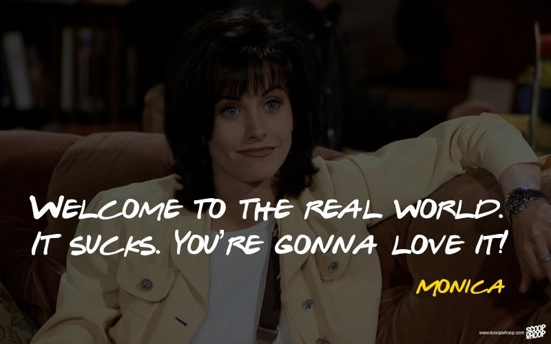 20 Quotes From The TV Show, Friends That We All Can Still ...