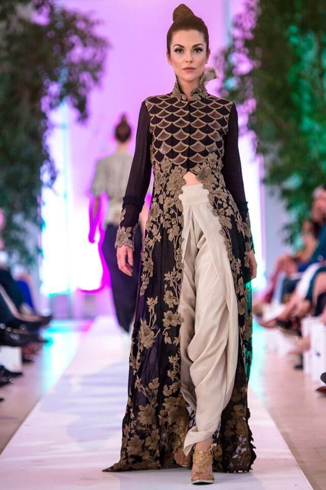 20 indowestern fusion outfit ideas to look smashing this