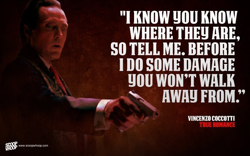 60 Memorable Quotes From Hollywood Gangsters You Don't Wanna Mess With Extraordinary Gangster Life Quotes